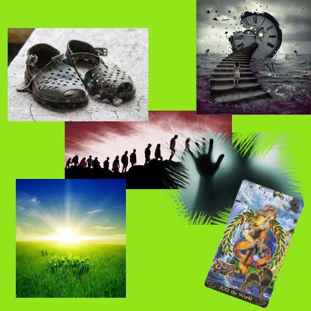 Мир Таро - стихи о магии